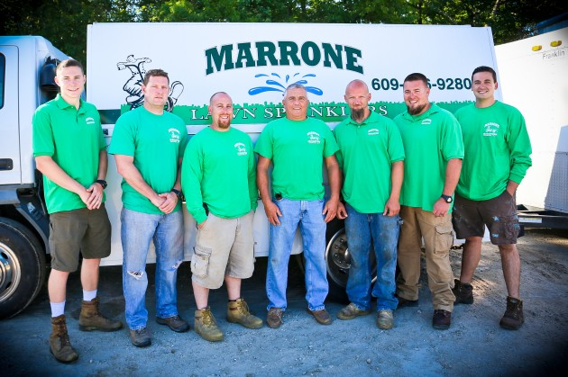 The Marrone Team